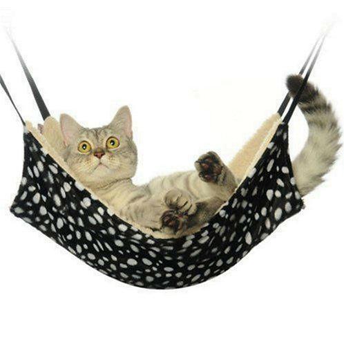 1pcs Cat Blanket Hammock Pet Supplies Cat Cage Hanging Bed