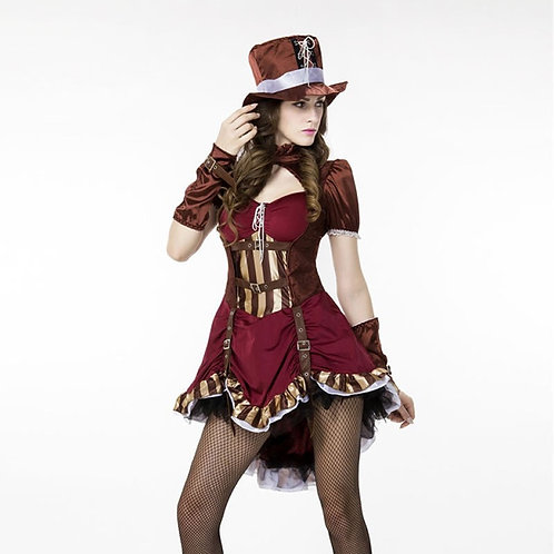 Adult Women Sexy Cool Steampunk