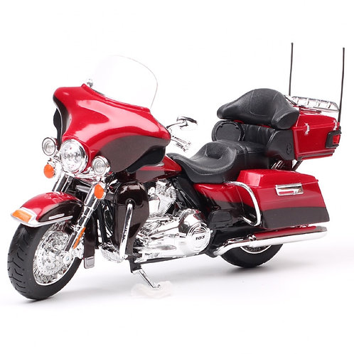 2013 FLHTK Electra Glide Ultra Limited Tour Motorcycle Diecast