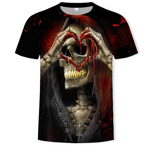 2020 New T Shirt Clothes Punk Clothing Gothic
