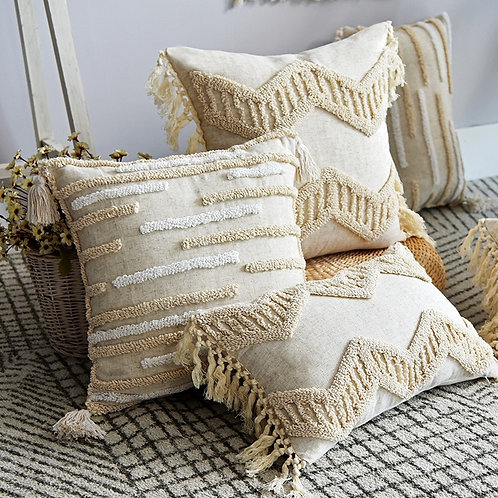 Boho Style Cushion Cover 45x45cm Pillow Cover