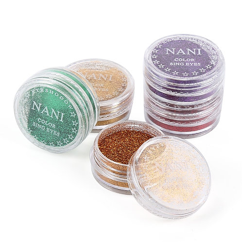 24 Colors Eye Shadow Glitter Shimmer Makeup Powder