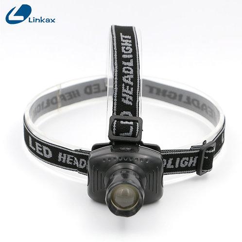 3 Mode Energy Saving LED Headlamp Headlight Outdoor