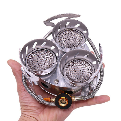 11000W Gas Burner High Power Camping Stove Windproof