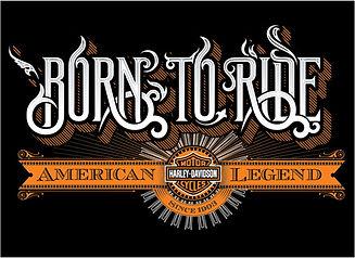 Harley-Davidson-Apparel-Logotype-Typogra