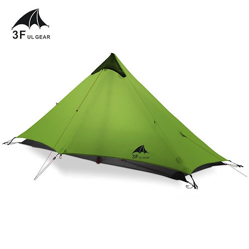 3F UL GEAR Lanshan 1 Tent Oudoor 1 Person Ultralight