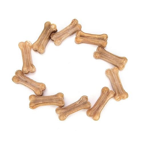 10Pcs/Lot Chews Snack Food Treats Dogs Bones for Pet Dog