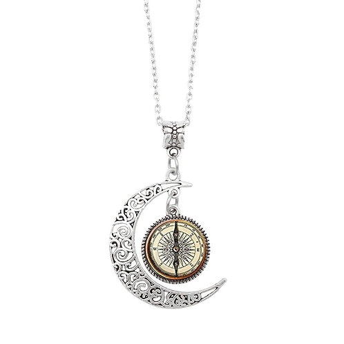 2020 Women's Jewelry Round Glass Capoken Jewelry Steampunk