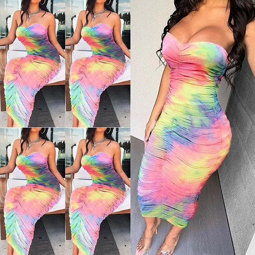 2019 Newest Hot Women's Maxi Boho Dress