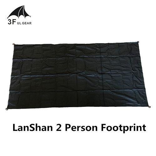 3F UL GEAR LanShan 2 Tent Footprint 2 Original