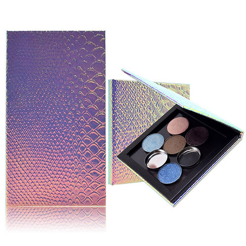 1pc 3.9in*3.9in*0.43in Empty Magnetic Palette Refill