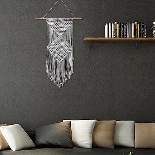 Bohemian Macrame Woven Wall Hanging Decor