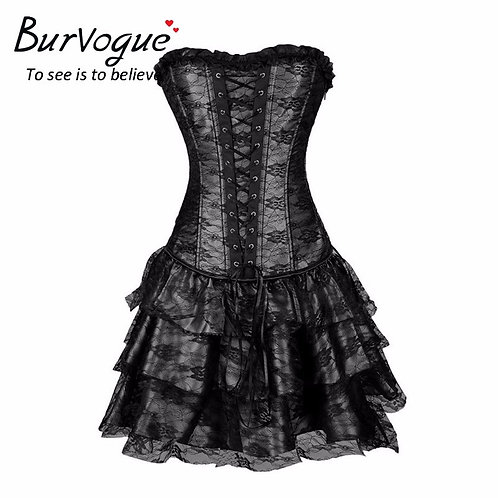 Burvogue Sexy Steampunk Corsets and Bustiers Burlesque