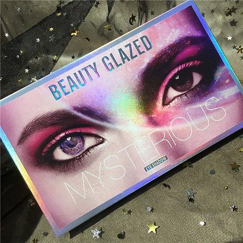BEAUTY GLAZED Brand Makeup 18 Color Eyeshadow