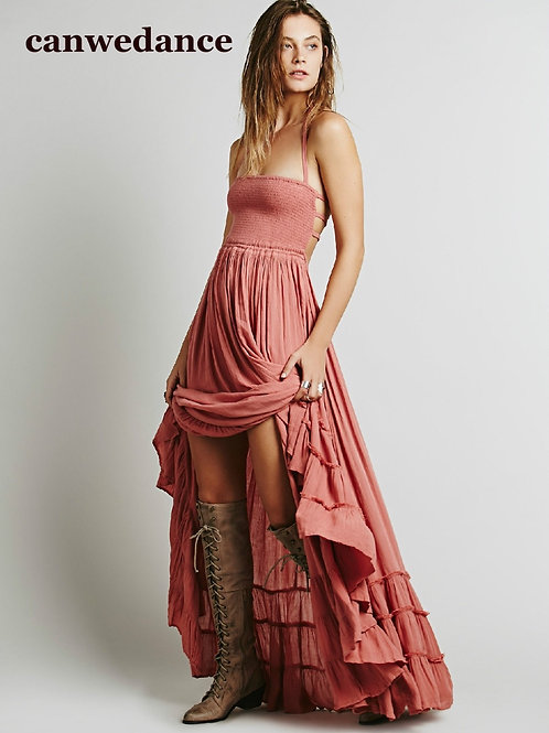 2020 Beach Dress Sexy Dresses Boho Bohemian