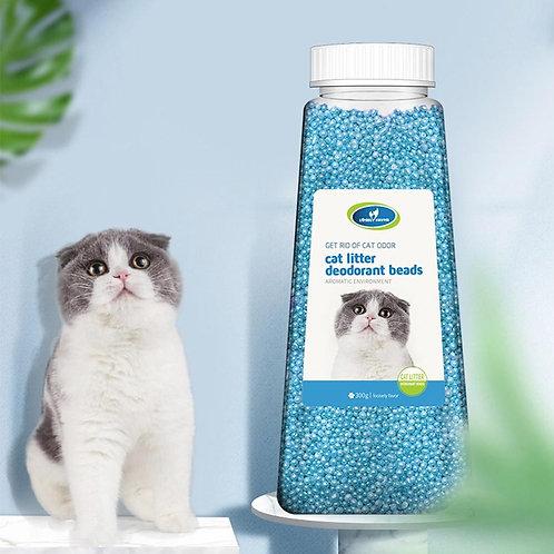 300 ML/bottle Pet Cat Litter Removing Cat Excrement Odor
