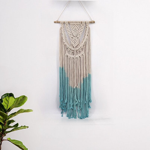 Boho Chic Macrame Wall Hanging Decor Boho