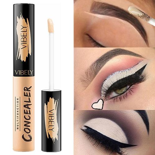 5 Color Eye Concealer Liquid Makeup Base Corrector