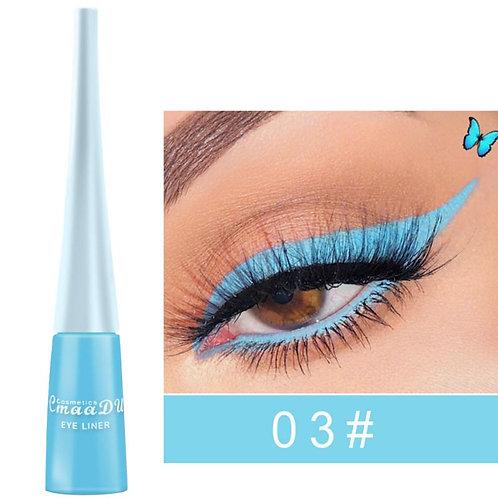 12 Colors Liquid Matte Eyeliner Pencil Quick Dry