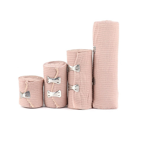 1 Roll High Elastic Bandage Wound Dressing Outdoor Sports