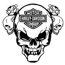 47241-Harley_Davidson_crane_logo_rose.jp