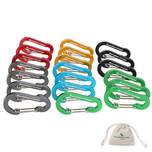 Boundless Voyage Outdoor Climbing Accessories