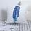 Thumbnail: Boho Square Cushion With Filling Sofa