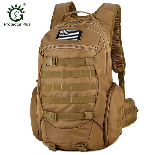45L Large Capacity Man Army Tactical Backpacks Military