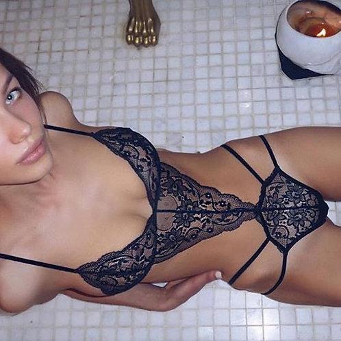 2019 New Sexy Women Bra Set Lace Deep v Erotic