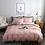 Thumbnail: Bedding Texture Linoleum Quilt Cover Pillowcase No Sheets Three Kit