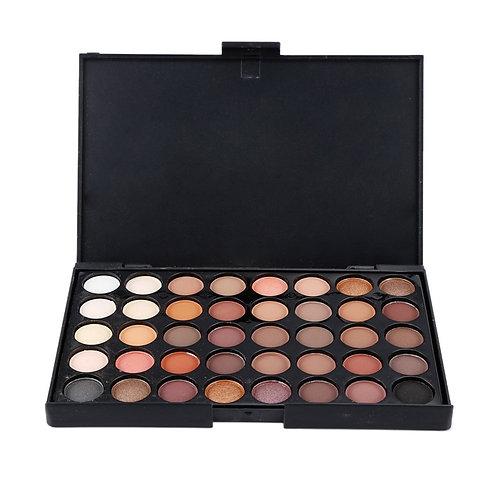 40 Colors Long Lasting Matte Shimmer Eyeshadow