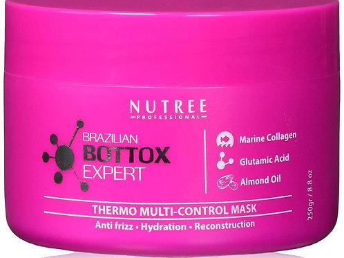 Brasilianischer Bottox-Experte Wärmemaske - Haar Botox Behandlung