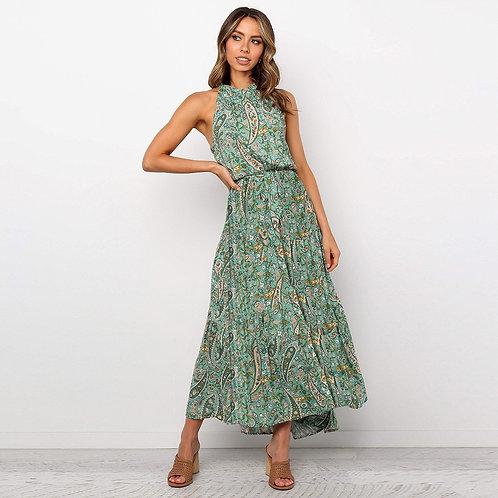 Bohemian Women Summer Long Dress 2020 Fashion