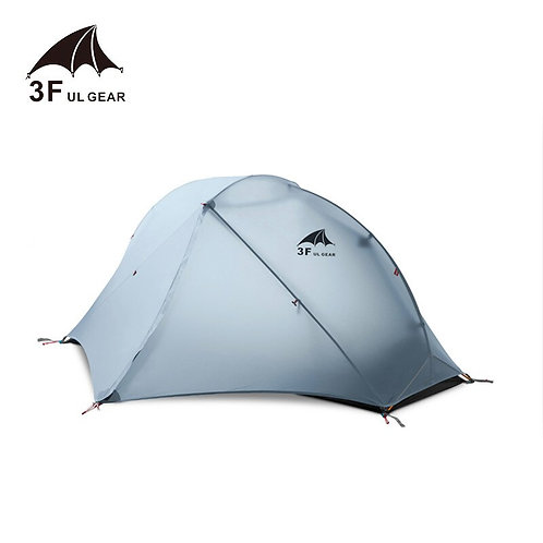 3F UL GEAR Oudoor Ultralight Camping Tent 3/4