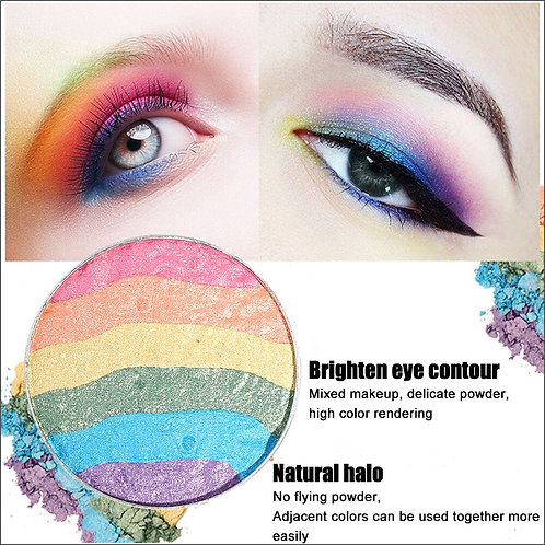 Beauty Makeup Eyeshadow Waterproof Palette 12 Color