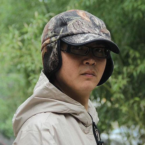 Browning Hiking Camouflage Camping Bonnet Bionic