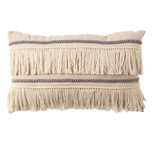 Boho Pillow Case Cuinen Back Support
