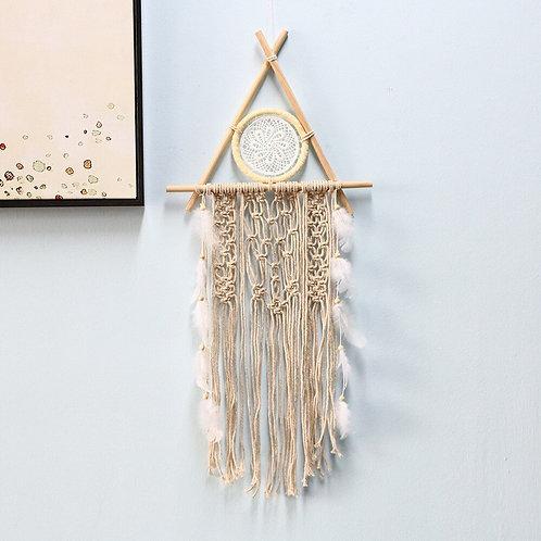 Bohemian Chic Macrame Wall Hanging Tapestry
