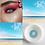 Thumbnail: 1 Pair Colored Contact Lenses Beauty Pupil Contact Lenses