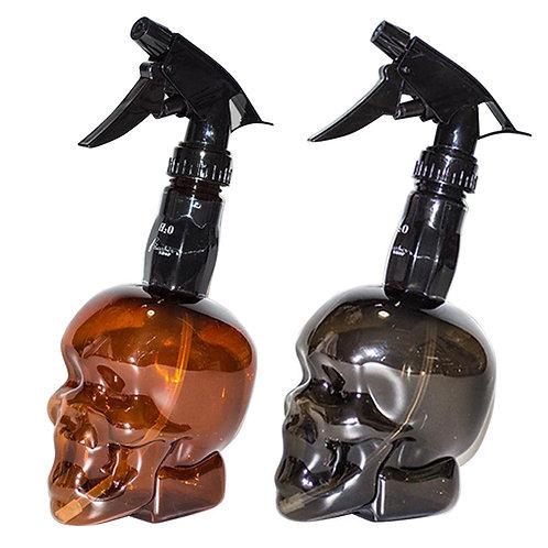 500ml Skull Shape Hairdressing Spray Bottle Superior