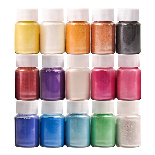 32 Colors for Soap Making/Soap Dyes/Nail Art/Eyeshadow