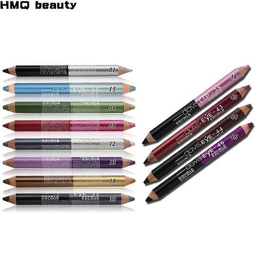 12 Colors Highlighter Glitter Eyeshadow Eyeliner Pen