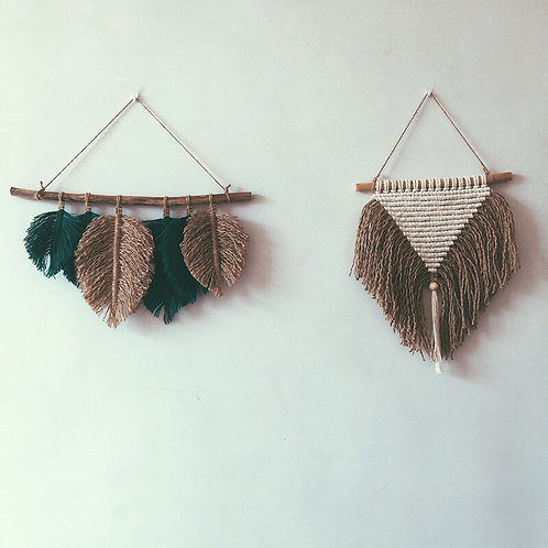 Boho Decor Nordic Ins Tapestry Handmade Jute Rope