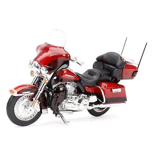 2013 Harley-Davidson  Electra Glide Ultra Limited Alloy Motorcycle Diecast
