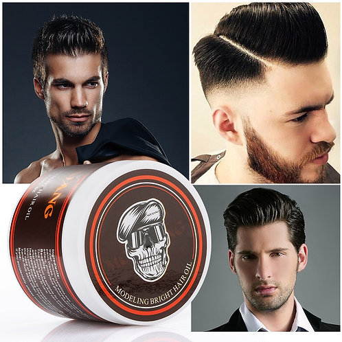 120g Professional Hair Wax Pomade Hair Pomade Styling Wax