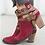 Thumbnail: Autumn Winter Ankle Strap Women Boots