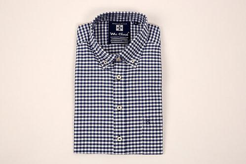 Camisa OxFord Quadrado