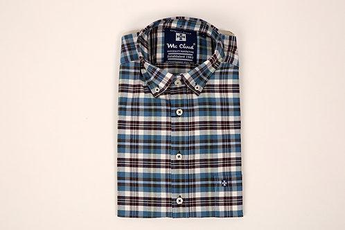 Camisa com Quadrados