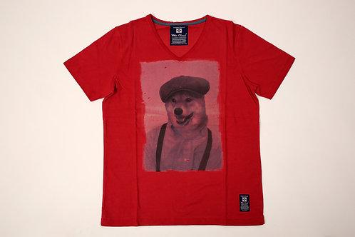 T-shirt Bico Cão