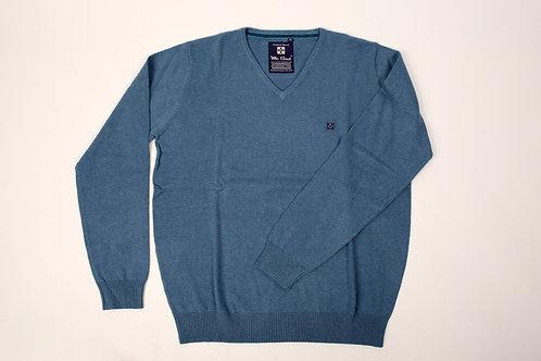 Pullover Azul